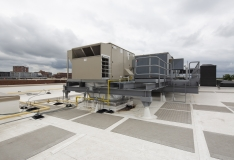 HENRY ADAMS provided the MEP engineering design for the school's HVAC replacement project.