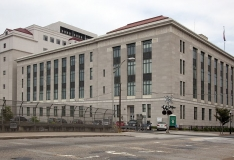 HENRY ADAMS was the MEP engineer for the federal courthouse.