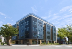 HENRY ADAMS provided the MEP engineering design for the housing building.