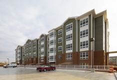 HENRY ADAMS provided the MEP engineering design for the new senior living building.