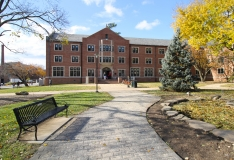 HENRY ADAMS provided the MEP engineering design for the residence hall.