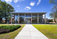 Henry Adams provided the mechanical and electrical engineering services for an extremely intricate phased $39M renovation of the 200,000 SF Administrative and Student Services building.