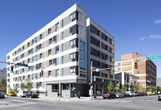 HENRY ADAMS provided the MEP engineering design for the new mixed-use project.