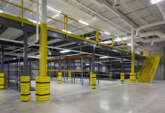 HENRY ADAMS was the MEP engineer for the vehicle maintenance facility.