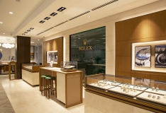 HENRY ADAMS was the MEP engineer for the jewelry store renovation.