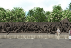 HENRY ADAMS provided the MEP engineering services for the new memorial.