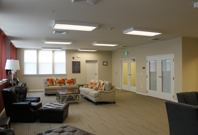 Senior Living Community Center