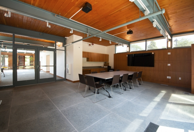 HENRY ADAMS provided the MEP engineering design for the new education center.