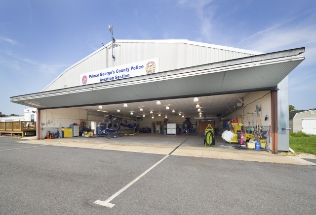 HENRY ADAMS provided MEP engineering consultation for the historical College Park Airport