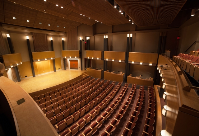 HENRY ADAMS provided the MEP engineering design for the new performing arts center.