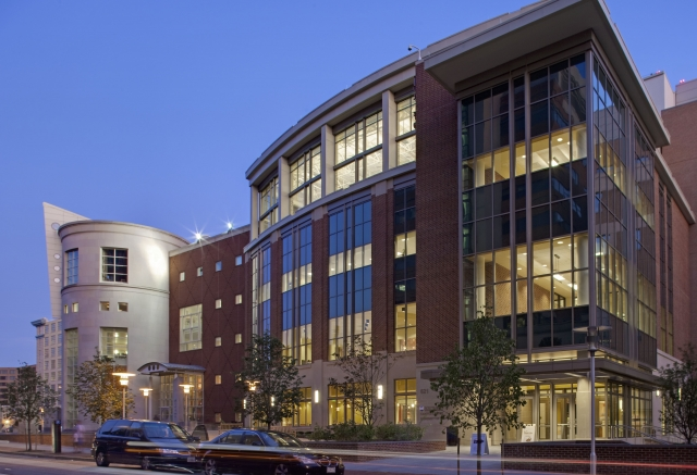 HENRY ADAMS provided the MEP engineering design for the new student center.