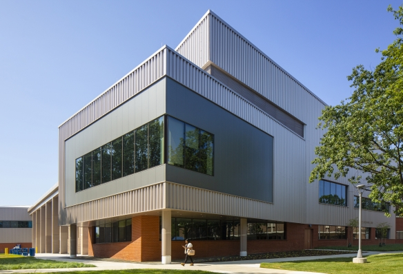 HENRY ADAMS provided the MEP engineering design for the performing arts center.